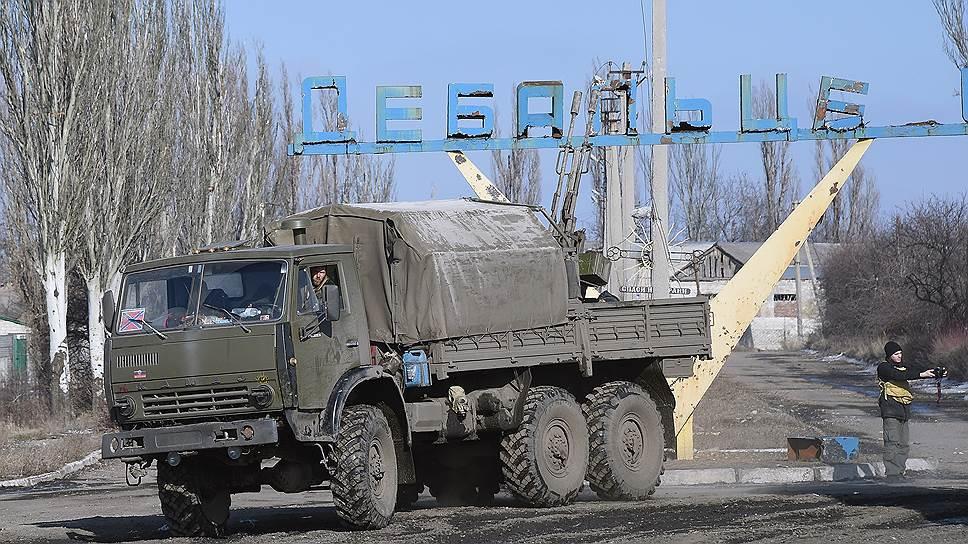 Как в декабре Украина и ЛНР обвинили друг друга в обстрелах