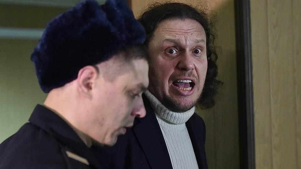 Бывший владелец компании Mirax Group Сергей Полонский (справа)