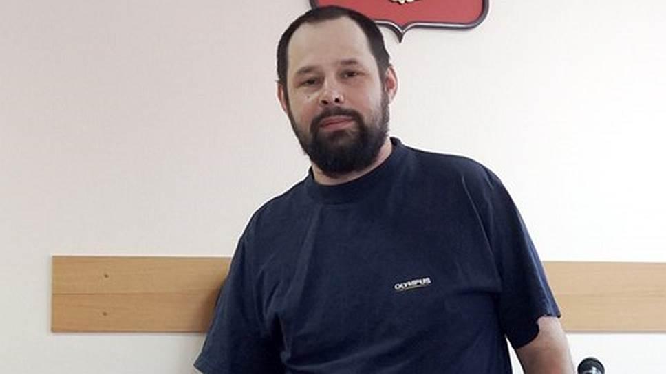 Блогер Алексей Кунгуров