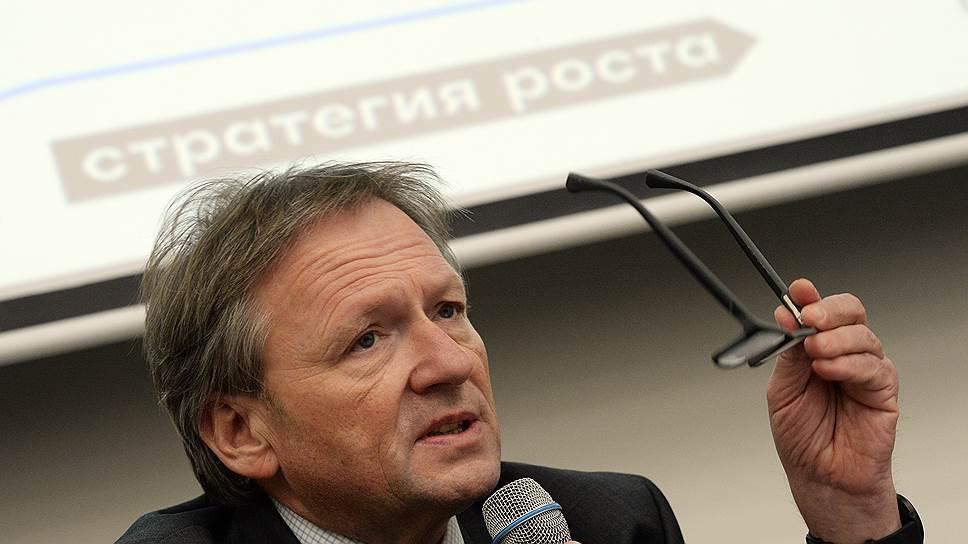 Как Борис Титов представил обновленную программу «Столыпинского клуба»