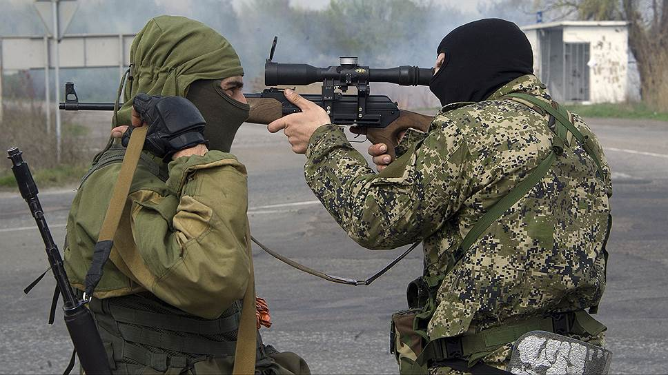 Как проходит обмен пленными в зоне конфликта на юго-востоке Украины