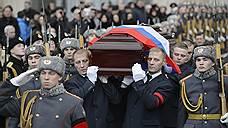 Панихида по убитому в Турции послу