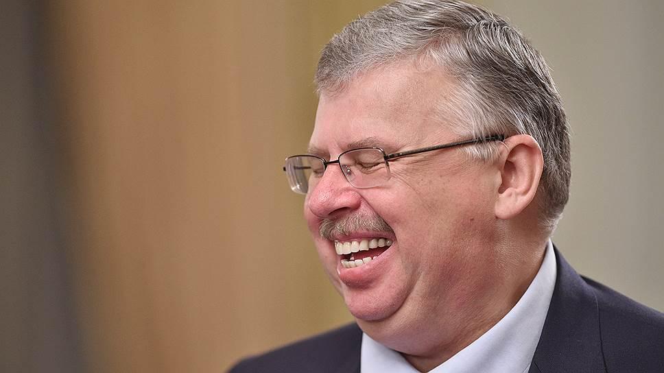 Бывший глава ФТС Андрей Бельянинов