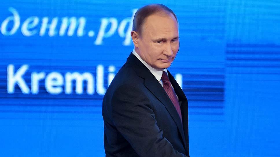 Что Владимир Путин говорил о своем возможном участии в президентских выборах