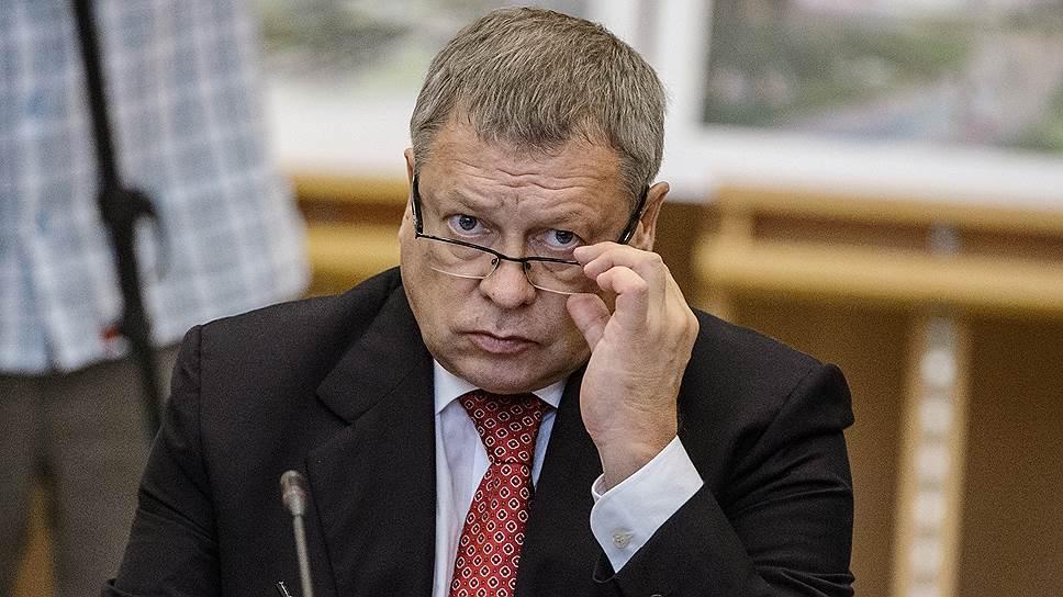Председатель совета директоров и крупнейший акционер горно-металлургического холдинга «Мечел» Игорь Зюзин