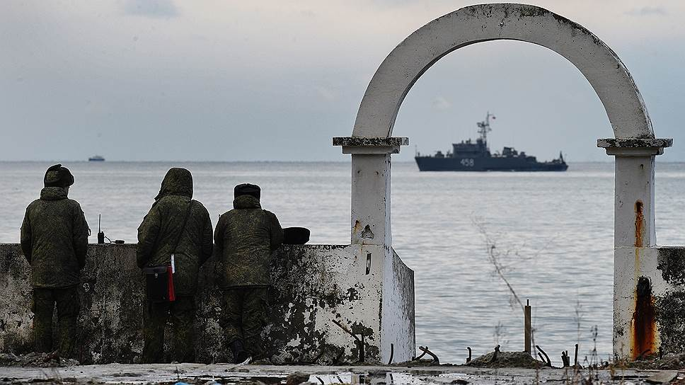 Как проходят поиски жертв катастрофы Ту-154 в Сочи
