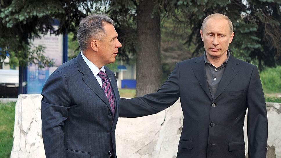 Власти Татарстана будут настаивать на продлении договора о разграничении полномочий