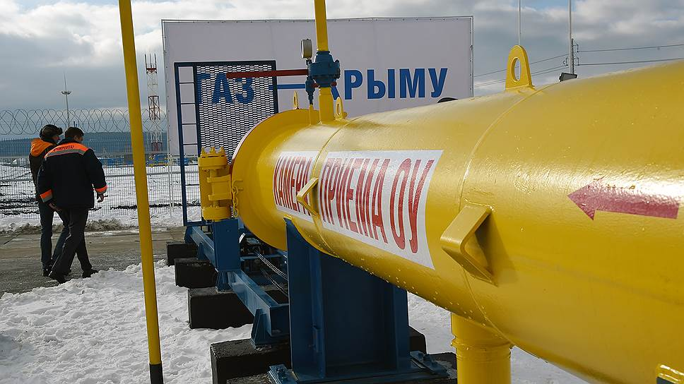 Когда заработает ТЭС в Крыму