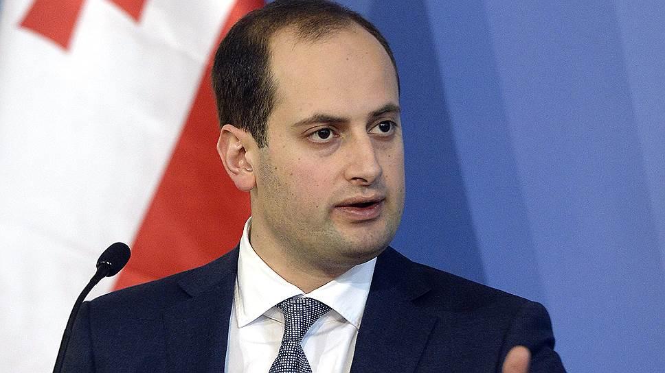 Грузия готова к «конструктивному и прагматичному диалогу с Россией»