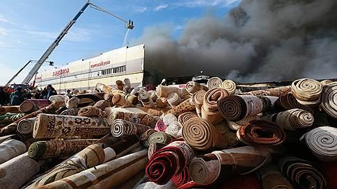 Завершено расследование дела о пожаре в ТЦ «Адмирал»  / Обвиняемым предъявлены иски на 11,27 млрд рублей