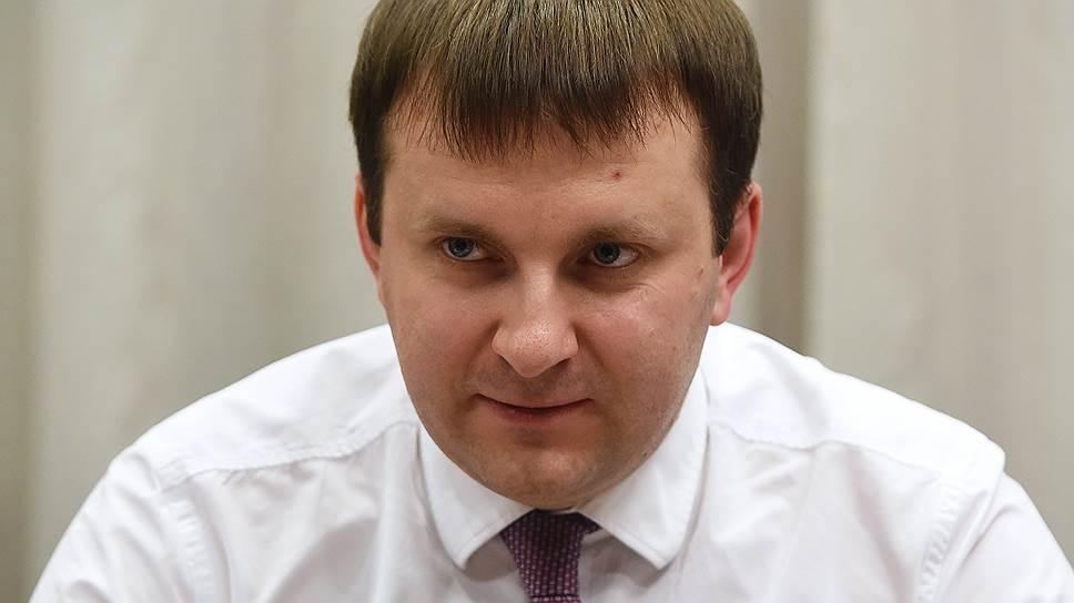 """Что рассказал """"Ъ"""" министр экономики Максим Орешкин о старых и новых задачах министерства"""