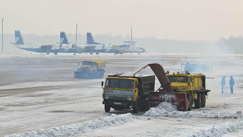 Сколько рейсов из московских аэропортов было задержано во время новогодних каникул