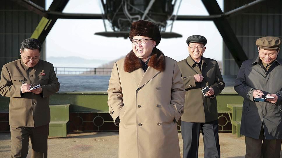 Как Вашингтон оценил разработку вооружений в Пхеньяне