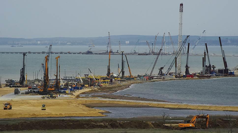 Как третий конкурс на строительство подходов к Керченскому мосту не дал подрядчика