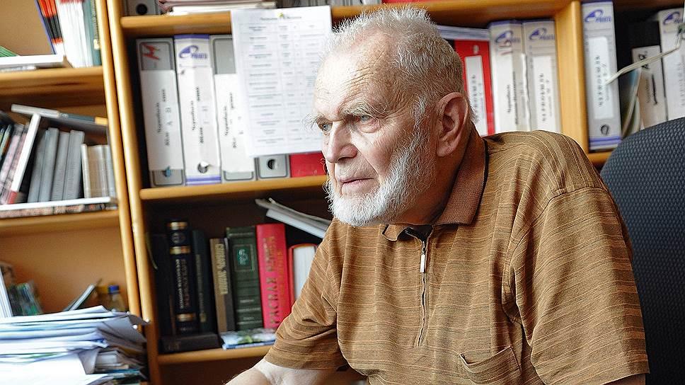 Ученый, член политкомитета «Яблока» Алексей Яблоков