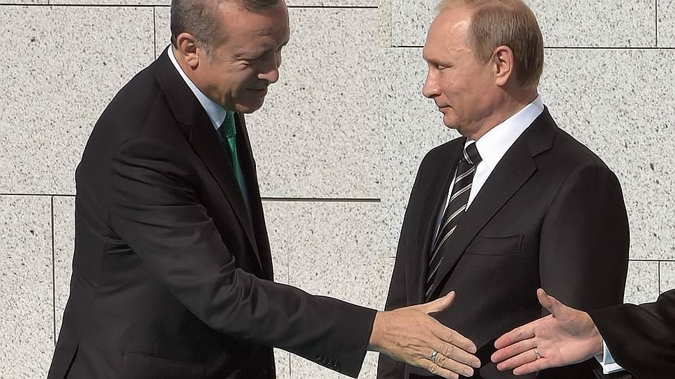 Почему перед переговорами по Сирии Россия сделала ставку на альянс с Турцией