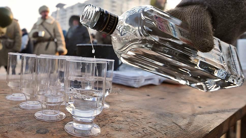 Зачем Минфину повышать цену на водку