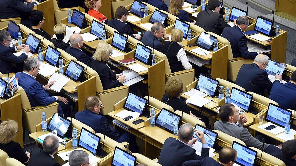 Госдума одобрила в I чтении ограничения для онлайн-кинотеатров