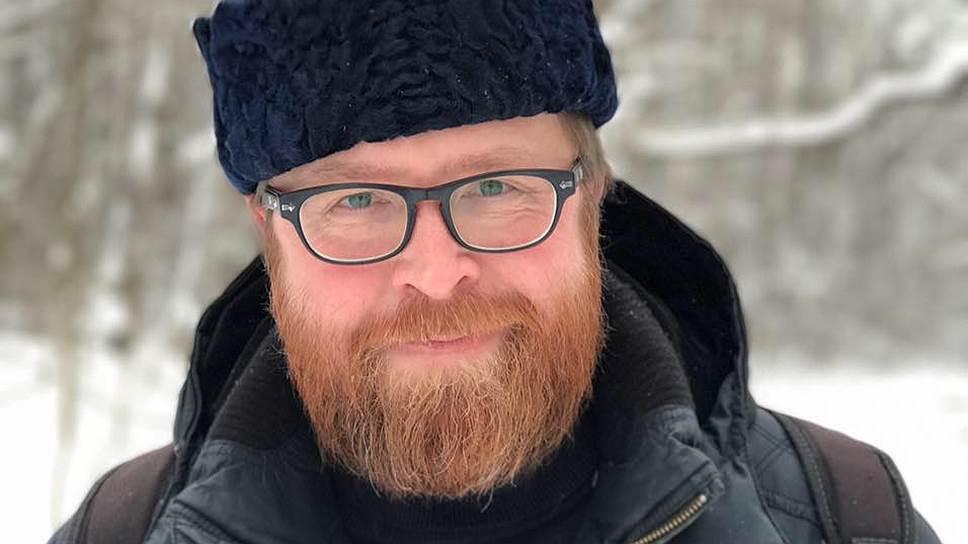 Писатель Андрей Геласимов