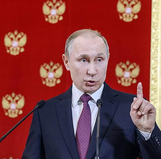 Владимир Путин уверен, что российские спецслужбы гоняются не за каждым американским миллиардером
