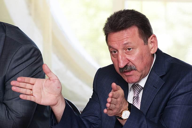 Бывший главный федеральный инспектор по Нижегородской области Иван Костанов