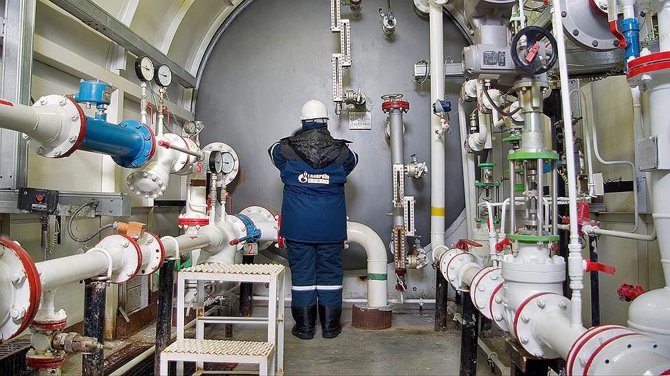 Как «Газпром» ушел в минус