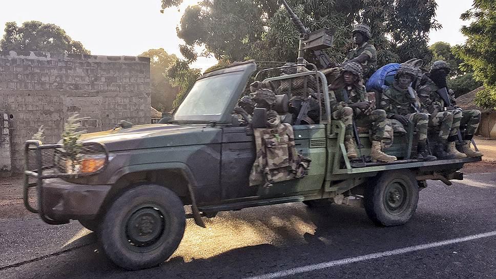 Как Сенегал выдвинул ультиматум Яйя Джамме