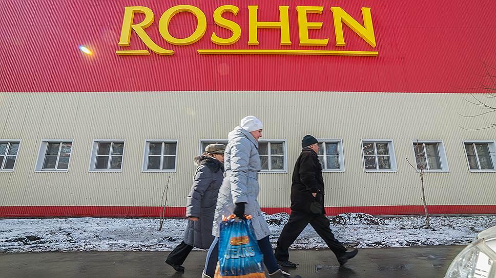 Roshen уже несладко в Липецке