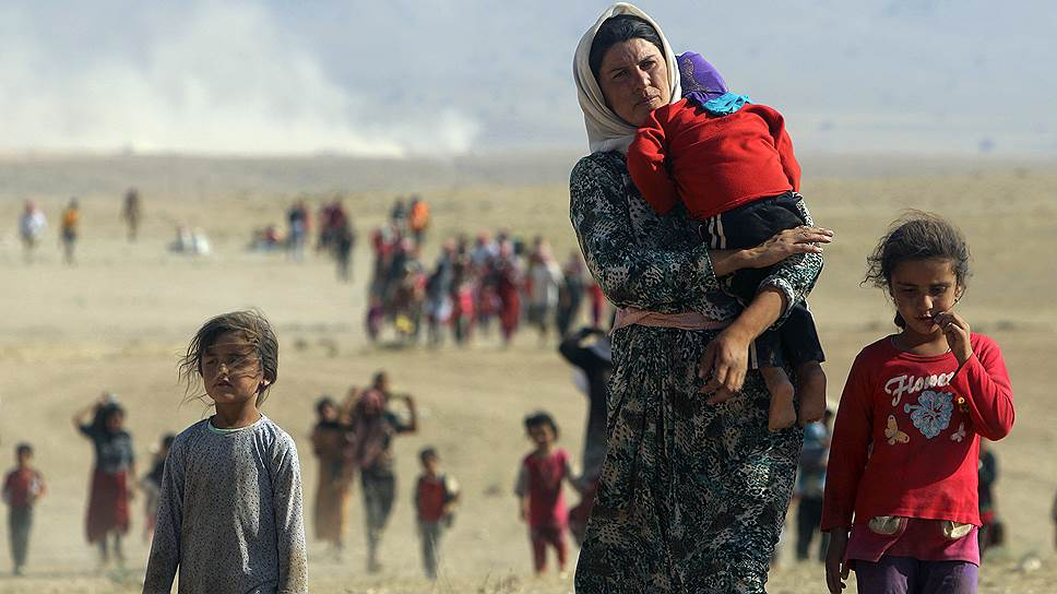 Сирийский конфликт в 10 картах и графиках
