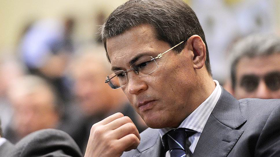 Экс-заместитель главы управления внутренней политики администрации президента Радий Хабиров