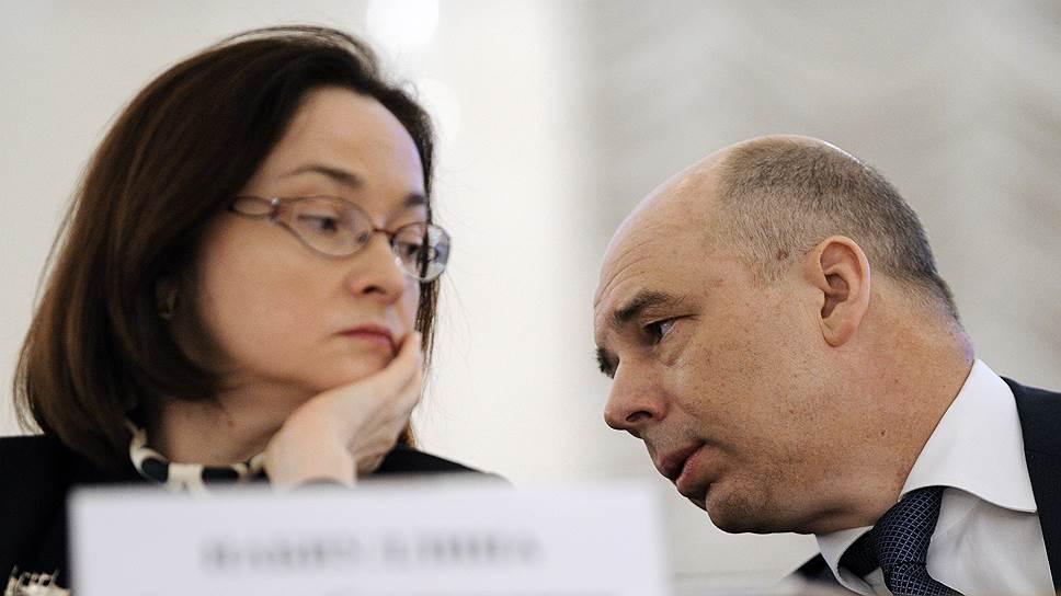 Глава Банка России Эльвира Набиуллина по заявкам министра финансов Антона Силуанова будет методично убирать с рынка не нужные ему рубли