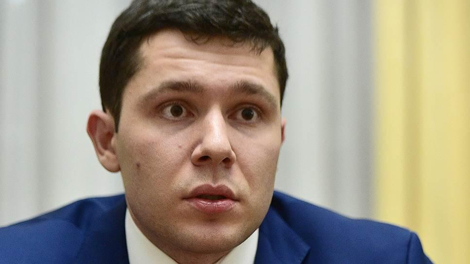 """Что рассказывал """"Ъ"""" Антон Алиханов о планах на губернаторство"""