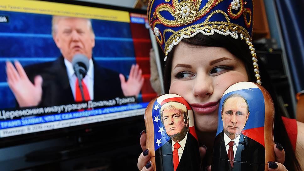 Россияне не ждут от Дональда Трампа улучшения отношений с США