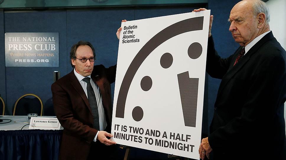 Почему стрелку Часов Судного дня передвинули на 30 секунд вперед в прошлом году