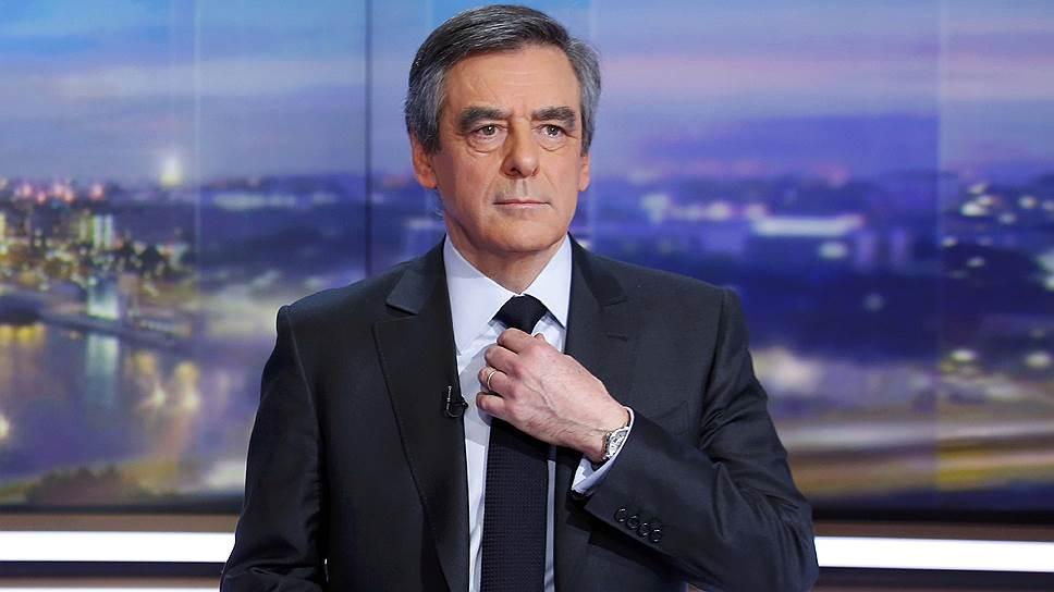 Франсуа Фийону жена дороже мандата