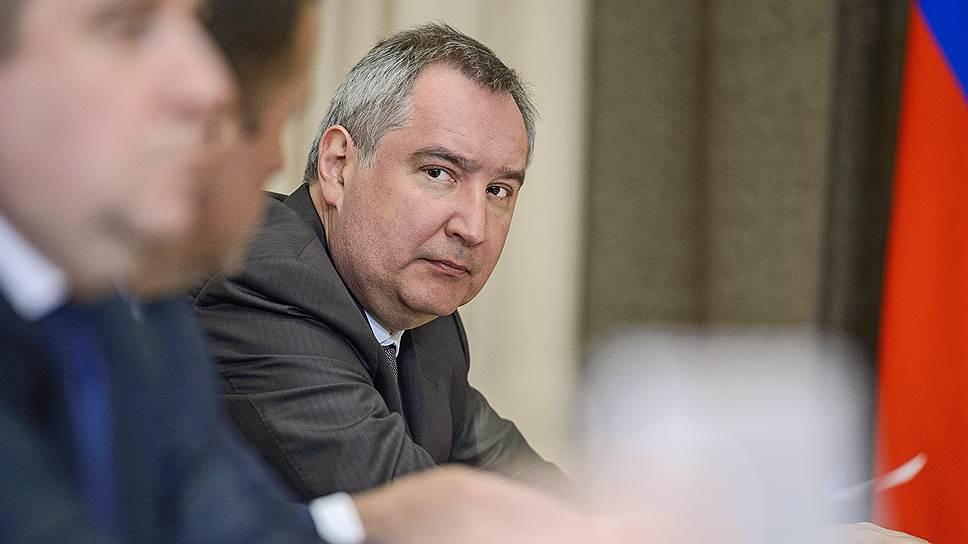 Как Дмитрий Рогозин отправился в Воронеж после отзыва двигателей «Протона»