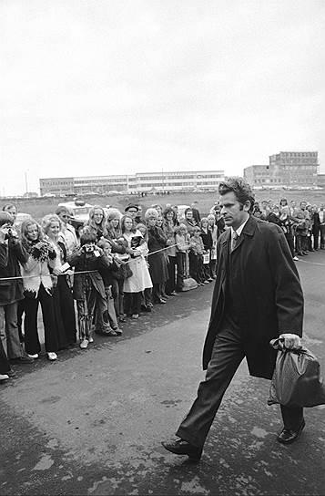 Американец Роберт Фишер был, пожалуй, самым важным соперником Бориса Спасского. До 1972 года спортсмены встречались три раза, и во всех матчах советский шахматист одерживал победу