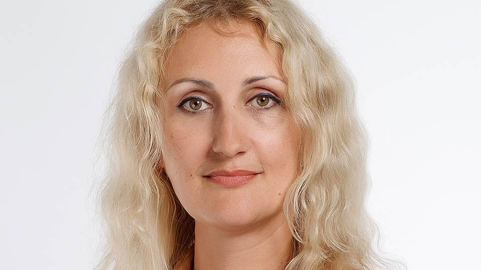Глава некоммерческой ассоциации «РусПЭК» Любовь Меланевская