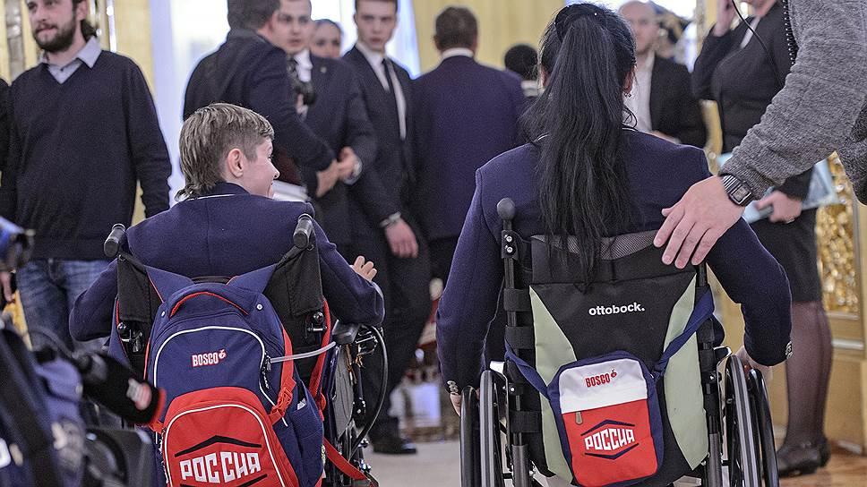 Как российские паралимпийцы пропустили квалификационный раунд