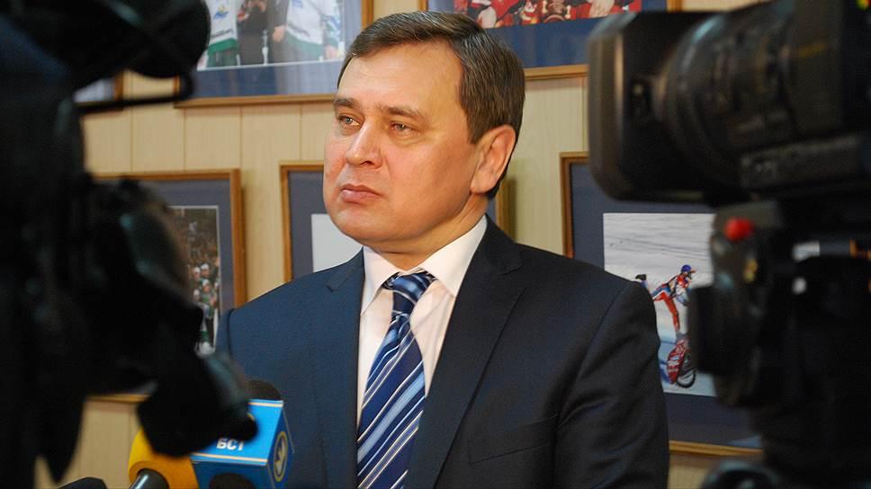 Председатель Центризбиркома Башкирии Хайдар Валеев