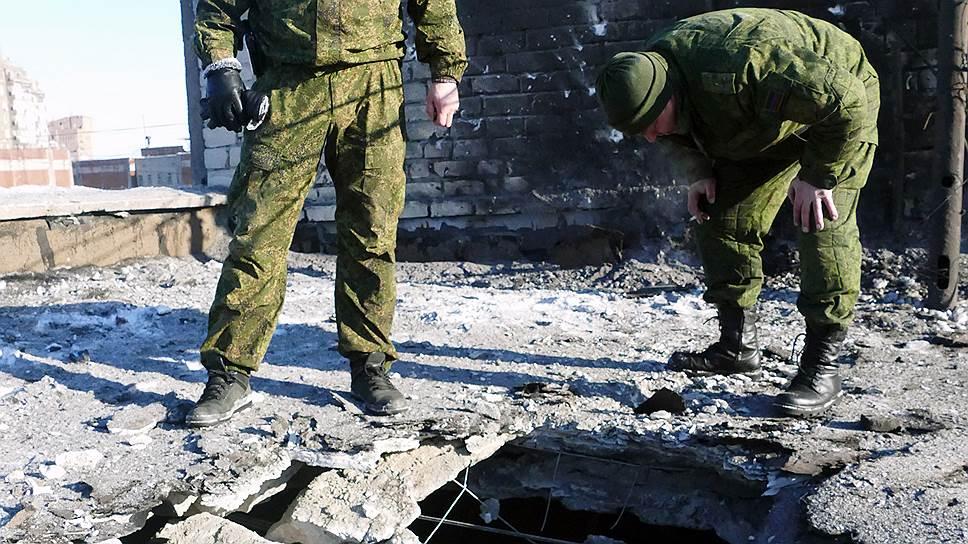 Как в Донбассе произошло самое серьезное обострение за последние месяцы