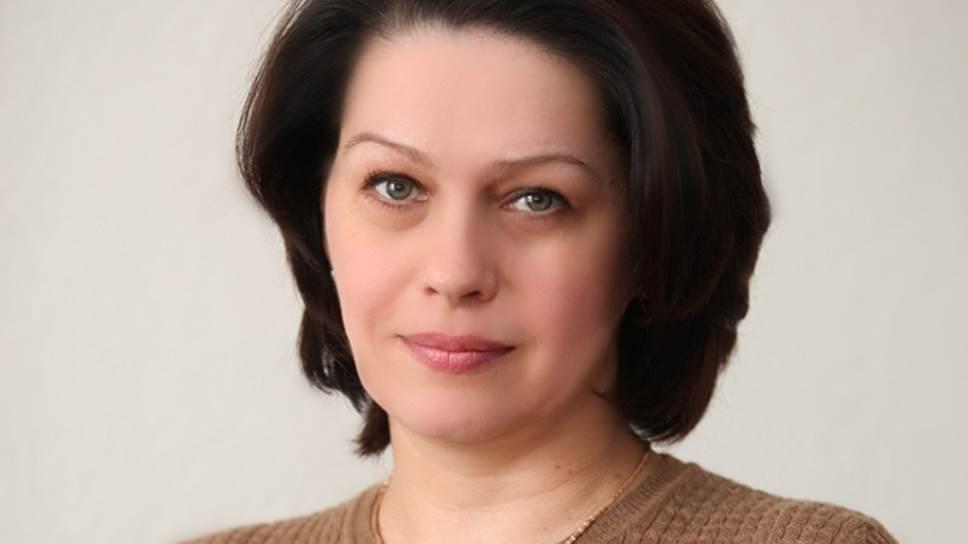Глава территориального избиркома (ТИК) Королева Жанна Прокофьева