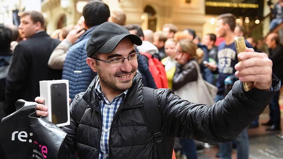 Как iPhone 7 повлиял на финансовые показатели Apple