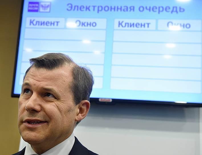 Сергей Куликов оказался первым в очереди на место Дмитрия Страшнова в «Почте России»