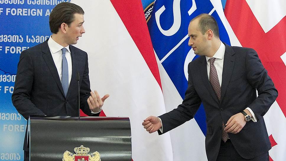 Председатель ОБСЕ призвал Грузию не игнорировать Россию