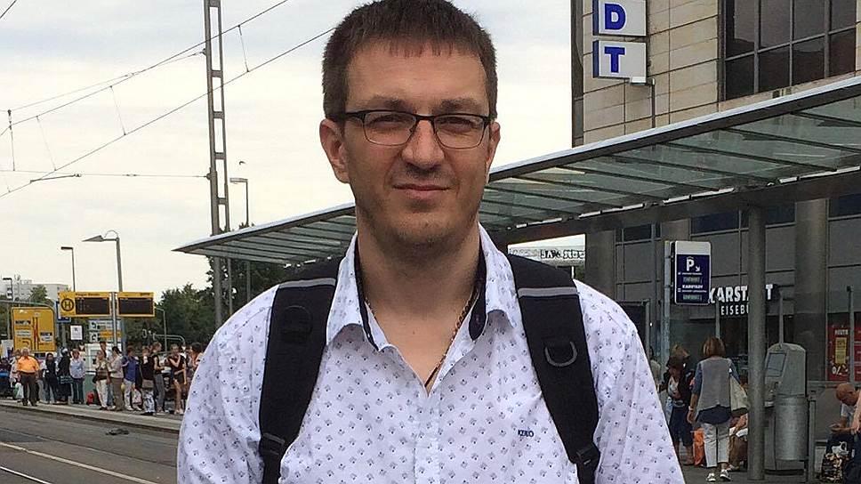 Бывший директор ярославского Института развития стратегических инициатив (ИРСИ) Григорий Родин