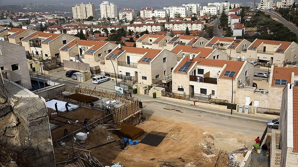 Как Кнессет легализовал поселения на Западном берегу реки Иордан
