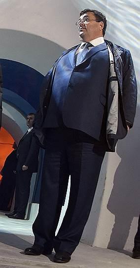 Бывший директор ФГУП «Дирекция по строительству Приморского океанариума в городе Владивосток» Андрей Поплавский