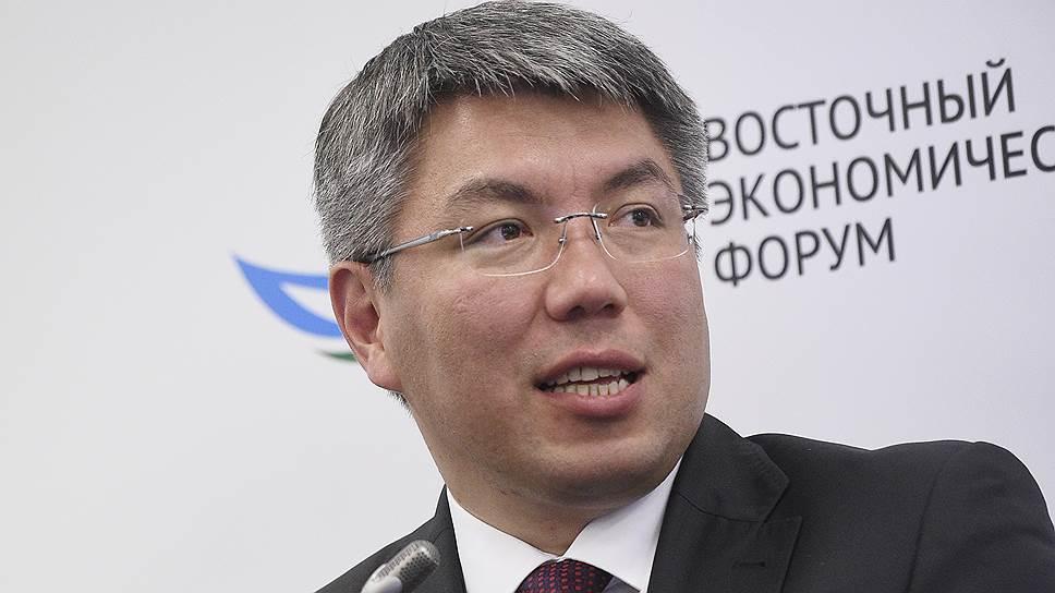Как Вячеслав Наговицын добровольно покинул пост главы Бурятии