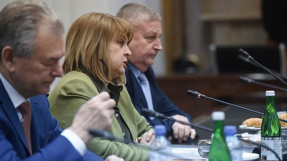 Какие реформы избирательной системы предложил Элле Памфиловой Владимир Жириновский